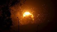 Siyonist İsrail Rejimi Gazzeden Füze Atıldığı İddiasıyla Gazze Direnişçilerine Ait Bir Karargahı Vurdu