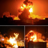 Siyonist Savaş Uçakları İslami Cihad Mücahidlerine Ait Hedefleri Bombaladı