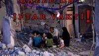 Foto: Gazze'de İftar Vakti…