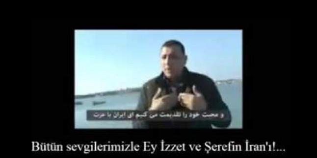 Video: Cesurlar Yurdu Gazze'den Yiğitler Ülkesi İran'a Selam Olsun!…