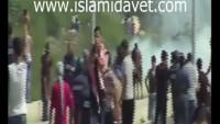 Video: Bu Sabah (13 Ekim) Gazze Sınırında Yaşanan Çatışmalardan Görüntüler