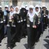 Hamas'ın kadın kolu, kızlara özel Birinci Kudüs Ordusu Kampı'nı açtı