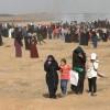Siyonist İsrail Güçleri Filistinli Kadınların Gösterisine Saldırdı, 134 Kişi Yaralandı