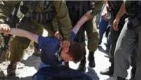 Siyonist İsrail Güçleri Silvad Beldesinde Filistinli İki Genci Darp Etti