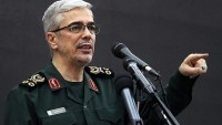 İran Genelkurmay Başkanı ABD'nin Bölgesel Komplolarına Karşı Uyanık Olunmasını İstedi