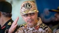 Tümgeneral Bakıri: İran halkı onurla kendi vatanını savunmakta