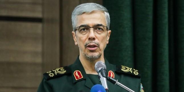 General Muhammed Bakıri: Trump ABD Ordusu'nu İran'a saldırmak için kışkırtıyordu