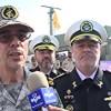 Tümgeneral Bakıri: İslam Cumhuriyeti, su sınırlarını kudretle savunuyor
