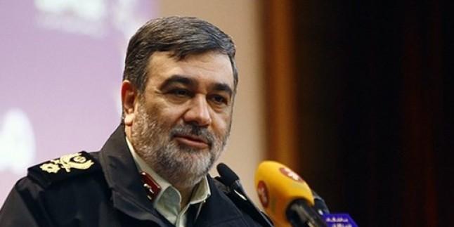 General Eşteri: İran direniş cephesi polisini eğitmeye hazır