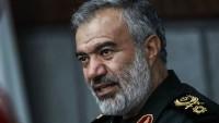 Tuğamiral Ali Fedevi: Fars Körfezinde Amerikalıları 24 saatliğine gözetim altında tutuyoruz