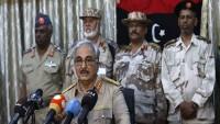 Libya'da petrol paylaşımına askerden müdahale