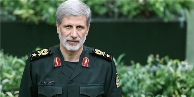 General Hatemi: Hepimiz Sipahiyiz, Hepimiz Aynı Saftayız