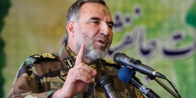 General Haydari: ABD'nin Sipahiler kararı, İsrail'e yalakalıktır