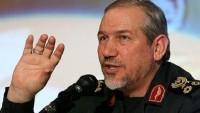 Tümgeneral Safevi: Tüm yabancı gemiler, İran füzelerinin menzilindedir