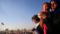 Foça'da göçmen faciası: 12 kişi öldü, 25 kişi kurtarıldı