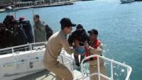 Muğla'da Göçmenlerin Botu Battı