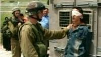 Siyonist Rejim Güçleri Bu Sabah Nablus'ta Beş Kişiyi Gözaltına Aldı