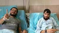 Açlık Grevinde 80 Günü Geride Bırakan Enes ve Ahmed Özgürlüğü Bekliyor