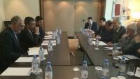 İran dışişleri bakanı yardımcısı, Türkiye ve Suriyeli yetkililerle görüştü
