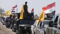 Haşdi Şabi'nin terör karşıtı operasyonları devam ediyor