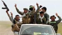 Irak-Suriye Sınırında IŞİD Teröristleri İle Haşdi Şabi Mücahidleri Çatıştı