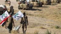 Haşdi Şabi: Suriye'de DEAŞ'la mücadeleye hazırız