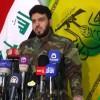 Irak Nuceba Hareketi: Büyük Şeytan Amerika Haşd-İ Şaabi'yi Irak-Suriye Sınırından Uzaklaştırma Planı Yapıyor