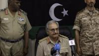 General Halife Hafter'e Bağlı Askerlerden 14 Kişi Öldü