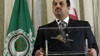 Katar dışişleri bakanı resmi bir ziyaret için Erbil'e gitti