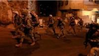 El-Halil'de Filistinli Direnişçiler Dün Akşam İşgal Güçlerine Ateş Açtı