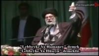 """Video: """"Lebbeyke Ya Hamaney"""" demek  """"Lebbeyke Ya Hüseyn"""" demektir"""