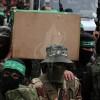 Gazze'de 6 Kassam Mücahidi için cenaze töreni düzenlendi