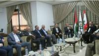 Lübnan'daki Emel Hareketinden Hamas Hareketine Ziyaret