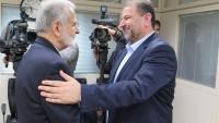 Aruri: HAMAS, İran ile İlişkilerinin Kesilmesini Asla Kabul Etmeyecek