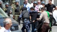 Hamas'tan Şehit Cenazesi Konvoyuna Saldıran Mahmut Abbas Güçlerine Sert Tepki