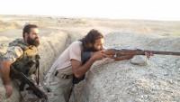 Suriyeli Şaitat Aşiret Kuvvetlerinin komutanı Ebu Muhammed Abdulbasıt Al Hamdo şehid oldu