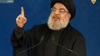 Seyyid Hasan Nasrullah: İsrail'e Negev'deki Dimona Nükleer Santrali'ni Sökmesini Tavsiye Ediyorum