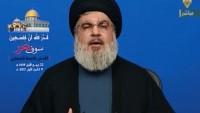 Seyyid Hasan Nasrullah: İşgal altındaki topraklarda yeni bir intifada başlatılmalı