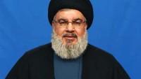Seyyid Hasan Nasrallah'ın Sözlerinin Ardından Binlerce Yemenli Cepheye Akın Etti