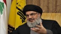 Seyyid Hasan Nasrullah: Siyonist İsrail Rejimi İle Savaşabiliriz