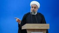 Hasan Ruhani: ABD 11 kez müzakere etmeyi önerdi, biz kabul etmedik
