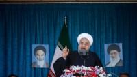 Hasan Ruhani: Savunma gücümüzü geliştirmek için kimseden izin almayacağız