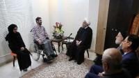 Hasan Ruhani: IŞİD ve teröristlerin destekçileri gericilik ve nifak'ın günümüzdeki örnekleridirler