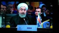 İstanbul Zirvesi'nde Hasan Ruhani, ABD'nin Kudüs kararına karşı 7 öneri sundu