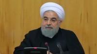 Ruhani: Barzani, yasa dışı referandumun bedelini ödeyecek