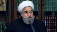 Ruhani: İran milleti gerekirse isyancılara gereken cevabı verir