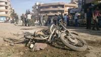 Suriye'nin Kamışlı Kırsalında Bombalı Saldırı Düzenlendi