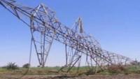 Suriye'nin Haseke Elektrik Hattı Onarılıyor