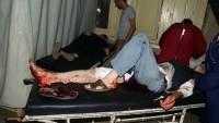 Teröristlerin Suriye'de Gelişigüzel Saldırılarında Yine Siviller Kurban Gitti