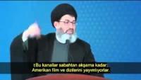 Video: Seyyid Haşim el-Haydari'den Siyonistlerle Olan Yaşam Savaşımız…